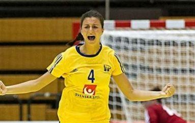 Hendbollistja shqiptare lë Suedinë për Kosovën