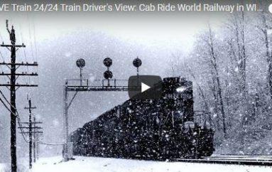 Bëni një udhëtim të mrekullueshëm nëpër malet norvegjeze me dëborë