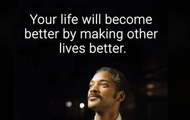 Will Smith është inspirim