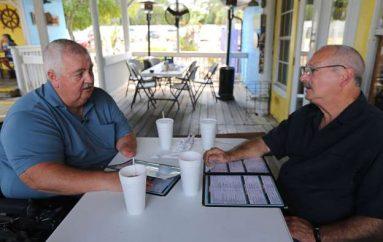 50 vjet më vonë, 70 vjeçari takon mjekun që i shpëtoi jetën: Në sytë e mi je një hero