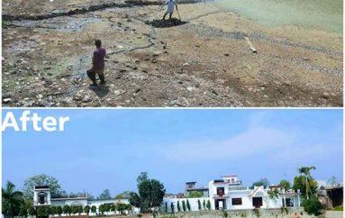 26-vjeçari ringjall 10 liqene nga ndotja, shpëton komunitetin nga thatësira