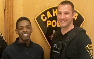 Oficeri dërgon 22 vjeçarin në intervistë pune