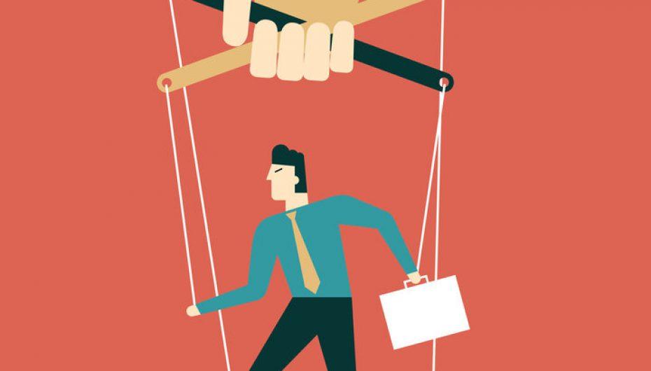 Manipulimi nga shefat e punës