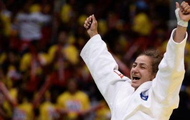 Majlinda Kelmendi fituese në lojërat europiane