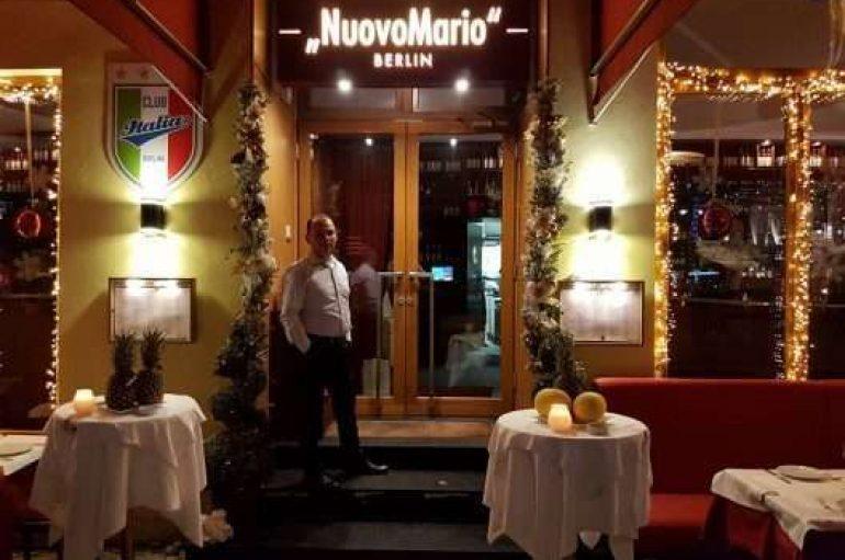 Shqiptari nga Kosova me njërin nga restorantet më të famshme në Berlin