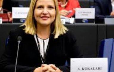 Arba Kokalari zgjidhet zëvendëspresidente e PE