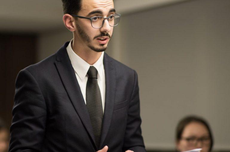 Juristi i ri Albi Çela: Ne nuk kemi marrë një edukim ligjor cilësor. Reforma në Drejtësi pozitive