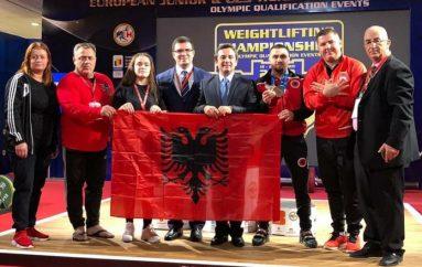 Shqiptarët fitojnë dy medalje në Bukuresht