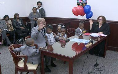 Babai beqar birëson 5 motra nën 5 vjeç, që të qëndrojnë së bashku
