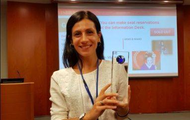 Shkencëtarja shqiptare fiton çmimin ndërkombëtar në neuroshkencë