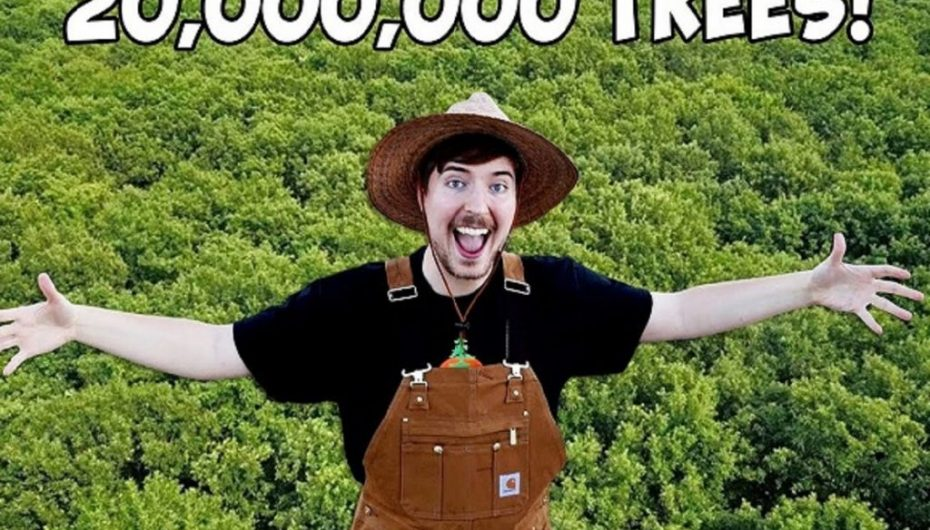 Disa të famshëm marrin përsipër të mbjellin 20 milion pemë për të luftuar krizën e klimës
