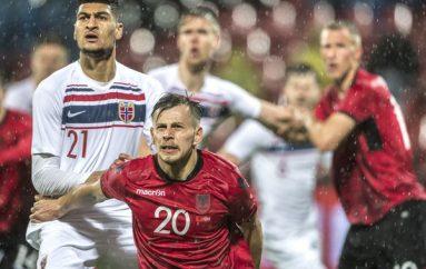 Shënon gol, lojtari i Kombëtares dedikim për vendin tonë: Për ty, Nëna Shqipëri!