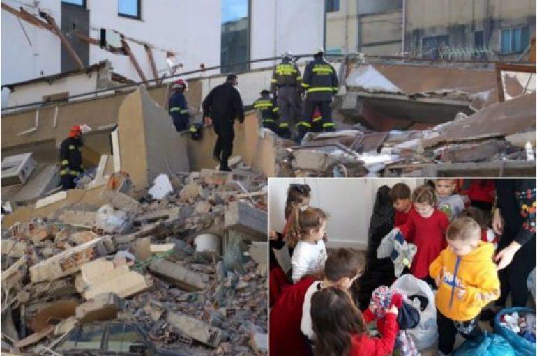 Disa këshilla se si duhet të kujdeseni për shëndetin psikik të fëmijëve pas tërmeteve