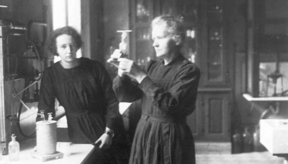 """Marie Curie, gruaja e parë që ka marrë dy çmime """"Nobel"""""""