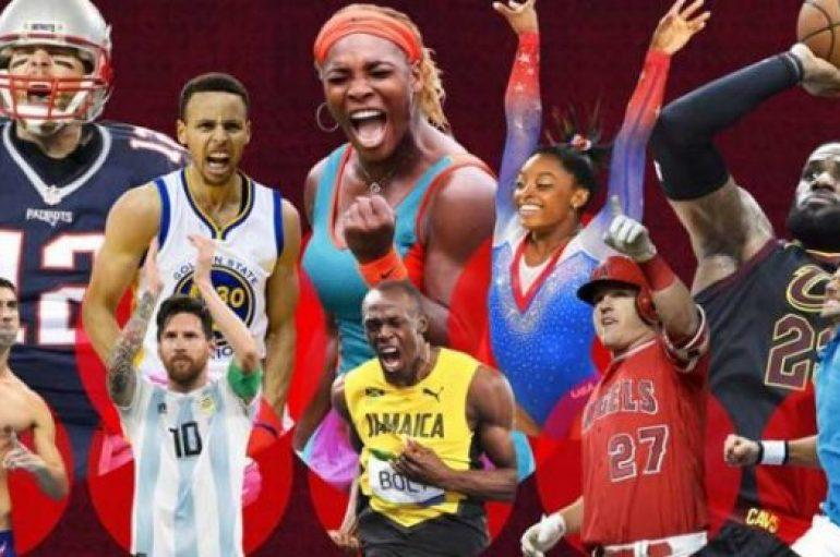 Kush dominon? Njihuni me 10 atletët me fitimet më të larta të kësaj dekade