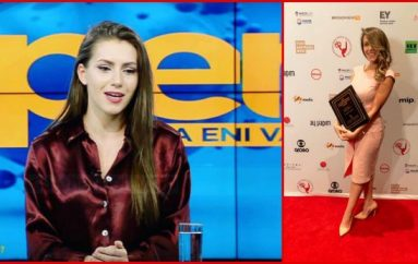Artistja shqiptare fiton çmimin Ndërkombëtar të Krijuesve të Rinj (IEMMY)