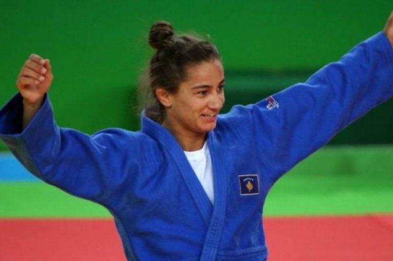 Shqiptarja Majlinda Kelmendi më e mira e dekadës në xhudo në gjithë botën