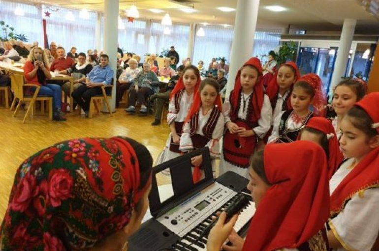 """""""Yjet e Kosovës"""" me program artistik në Emmendingen të Gjermanisë"""