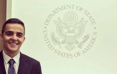Deni Hoxha, themeluesi i rrjetit studentor shqiptar në Harvard