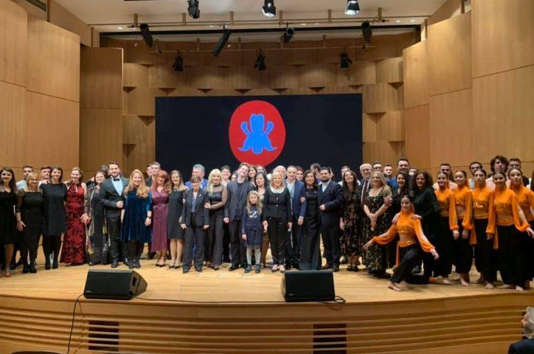 Sopranoja Inva Mula koncert humanitar për të prekurit nga tërmeti, lëvizjes i bashkohen artistë brenda dhe jashtë kufinjve