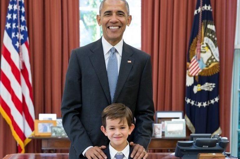 Letra e Alexit, shqiptarit 6 vjeçar që frymëzoi Presidentin Obama