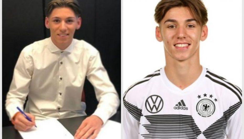 Futbollisti 16-vjeçar me origjinë shqiptare nënshkruan kontratë me Leipzigun në Bundesligë