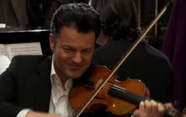 Violinisti i shquar shqiptar organizon koncert bamirësie në Vjenë për të prekurit nga tërmeti
