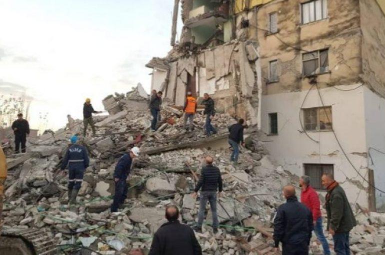 Lëvizja Vetëvendosje mbledh 300 ton ndihma për familjet e prekura nga tërmeti