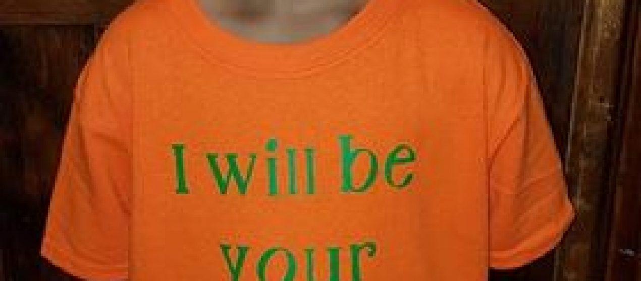 """""""Unë do të jem miku yt"""", 6 vjeçari kundër bullizmit"""