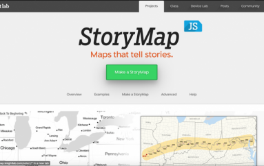 Si t'i kombinoni storiet në hartë duke përdorur StoryMap JS: Një shembull i storieve për Tiranën