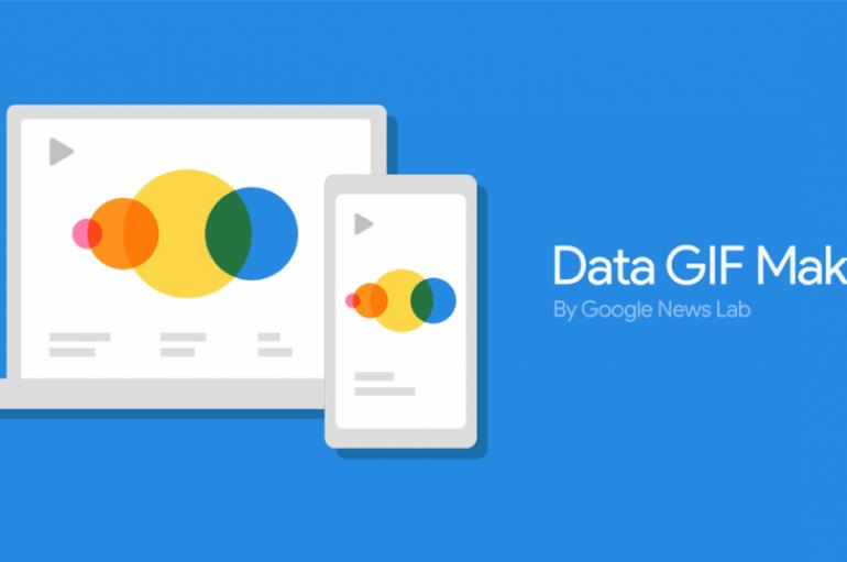 Data GIF Maker by Google News Lab: Vegla për vizualizimin e shpejtë të të dhënave të thjeshta