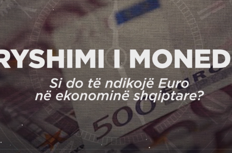 Ndryshimi i monedhës
