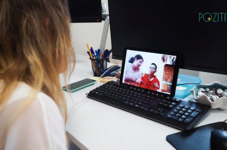 Ekskluzive: Hapa pas gjatë pandemisë? Terapitë online për fëmijët me AK të vështira