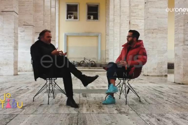 """""""Jo Tabu"""" Arbri: homoseksualizmi vazhdon të jetë tabu në shoqërinë shqiptare"""